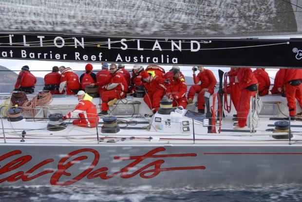 Sydney - Tasmania 18 décembre 2007 au 11 janvier 2008